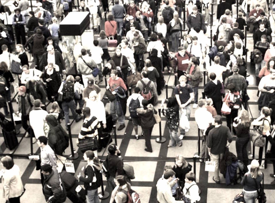 5 tips for breezing through airport security lines